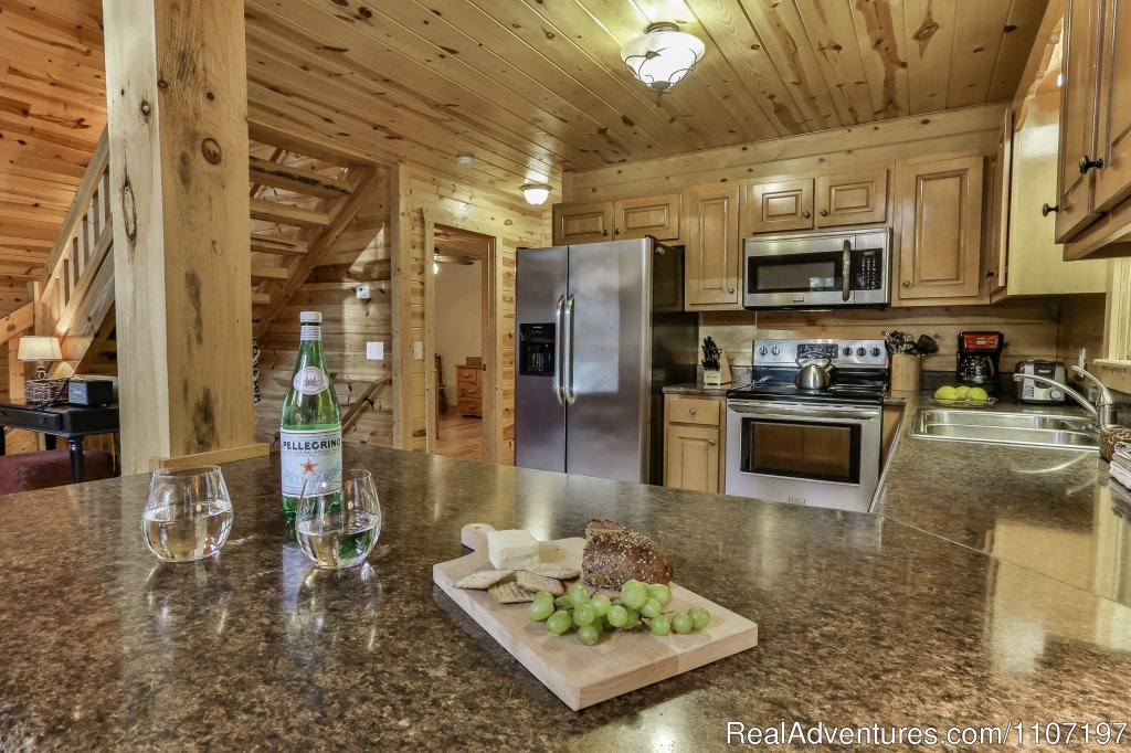 Roaring Creek - 3BR/3BA sleeps 6. Not pet-friendly | Image #6/26 | Amazing accommodations in the North Ga Mountains