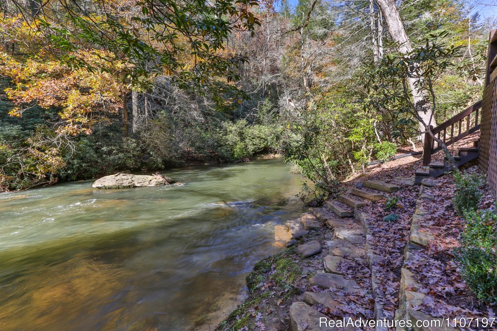 River Run - 3BR/3BA sleeps 6. Not pet-friendly | Image #7/26 | Amazing accommodations in the North Ga Mountains