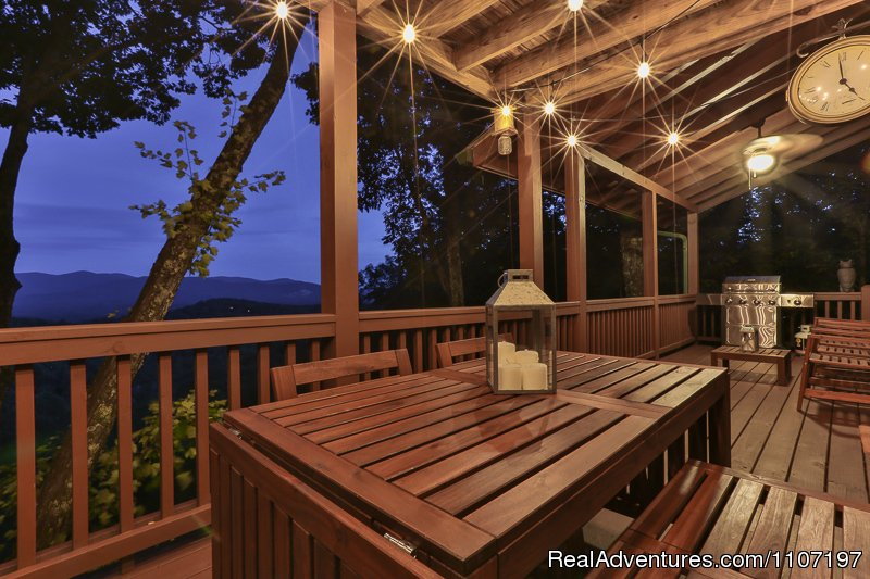 Moose Mountain Lodge - 3BR/3BA sleeps 8. Pet Friendly | Image #8/26 | Amazing accommodations in the North Ga Mountains