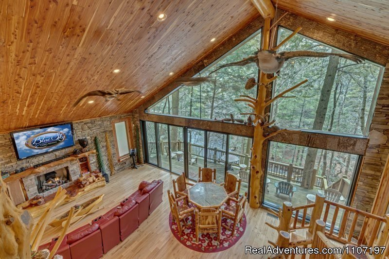 Whitewater Lodge  3bed 3bath Pet Friendly | Image #13/26 | Amazing accommodations in the North Ga Mountains