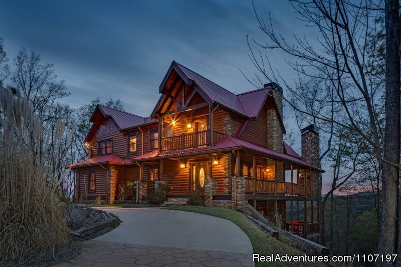 Fox Run Ridge 3bed 3.5bath Not Pet Friendly | Image #16/26 | Amazing accommodations in the North Ga Mountains