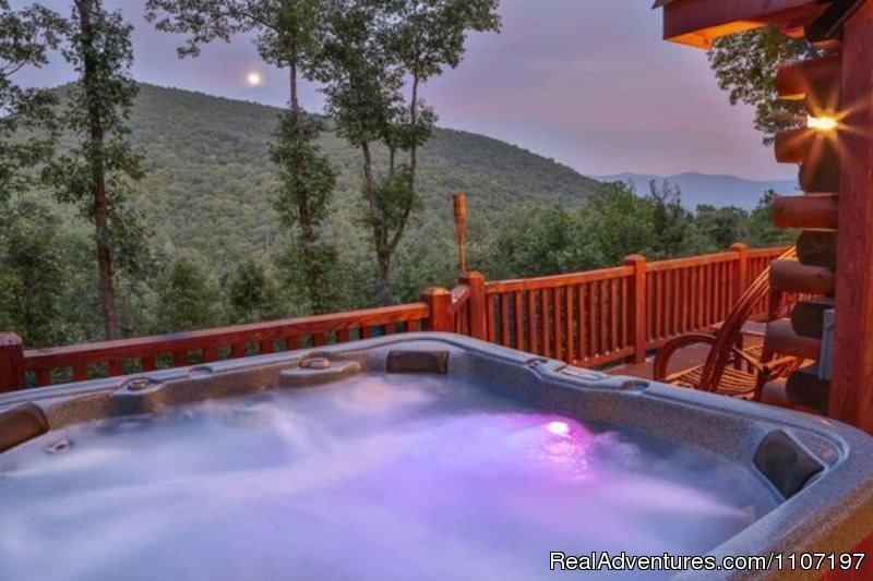 Bear's Den Heights 2bed 2.5bath Not Pet Friendly | Image #19/26 | Amazing accommodations in the North Ga Mountains