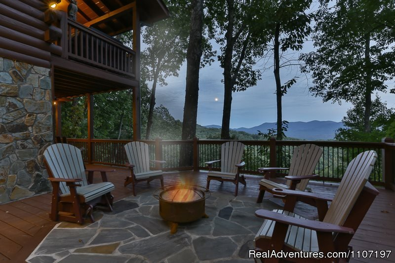 Moose Mountain Lodge 3bed 3bath Pet Friendly | Image #21/26 | Amazing accommodations in the North Ga Mountains
