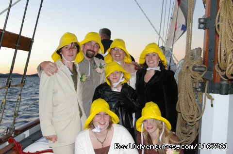 fair weather sailors - Whale Watching