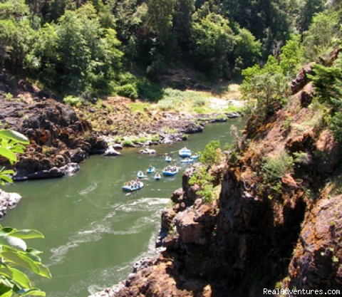 The lush and rugged Rogue River (#5 of 17) - Oregon Rafting at its Best