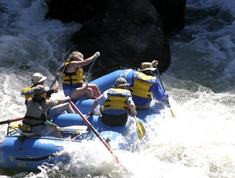 - Oregon Rafting at its Best
