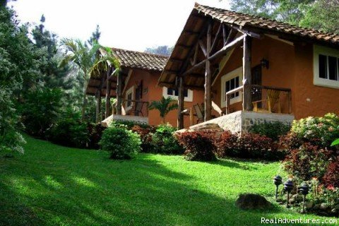View of cottages | Image #1/22 | Bejuco, Panama | Vacation Rentals | Cabins/Cottages for Rent in Altos del Maria