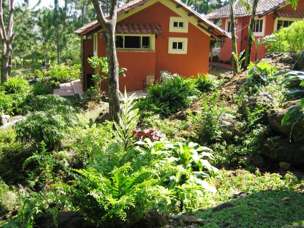 Los Juanes back view | Image #4/22 | Cabins/Cottages for Rent in Altos del Maria