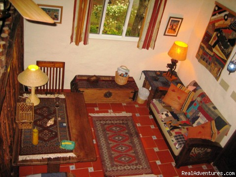 Little dining-living room - Cabins/Cottages for Rent in Altos del Maria