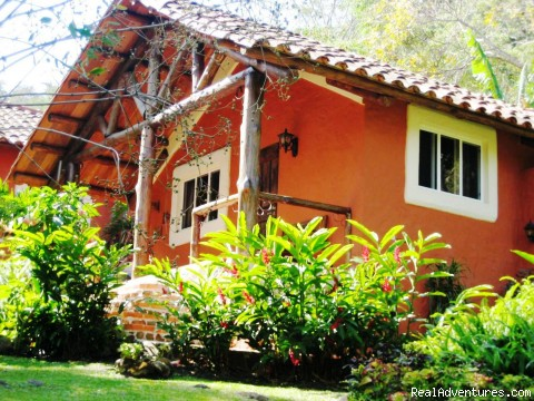 Cabin view - Cabins/Cottages for Rent in Altos del Maria