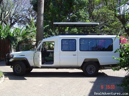 World Tours Long Base  Vehicles - World Tours And Safaris Tanzania