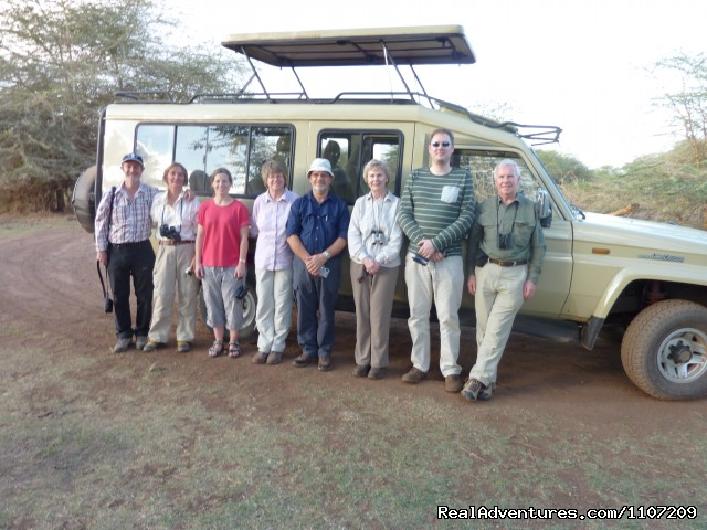 World Tours Extended Lodge Safari Vehicle - World Tours And Safaris Tanzania (Tour Operator)