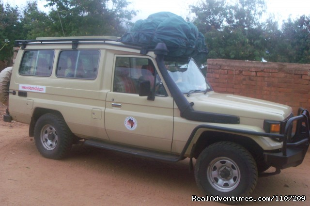 Preparing For Camping Safari - World Tours And Safaris Tanzania (Tour Operator)