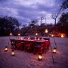 Dinner Setting in Serengeti