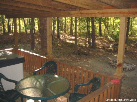 Image #9/16 | Resort Cabin Rentals near Beavers Bend State Park