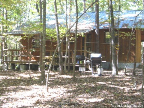 Image #12/16 | Resort Cabin Rentals near Beavers Bend State Park