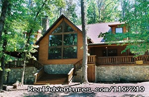 Broken Boot Lodge - 4 Bedroom Luxury Cabin (#13 of 19) - Resort Cabin Rentals near Beavers Bend State Park