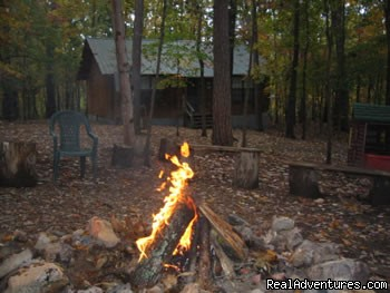 Resort Cabin Rentals near Beavers Bend State Park