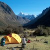 Adventure Tour in the Cordillera Blanca  Huayhuash