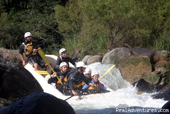 Mexican Adventures: Rafting Mexico!