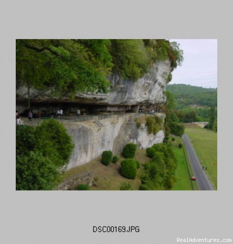 Prehistoric cave city, Dordogne Valley (#6 of 24) - First Light Bicycle Tours