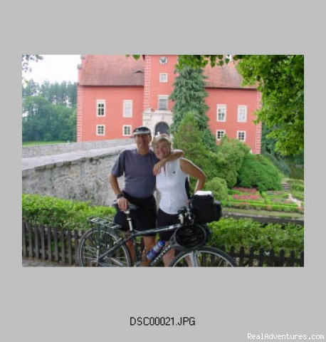 Cervena Lhota, Czech Republic - First Light Bicycle Tours