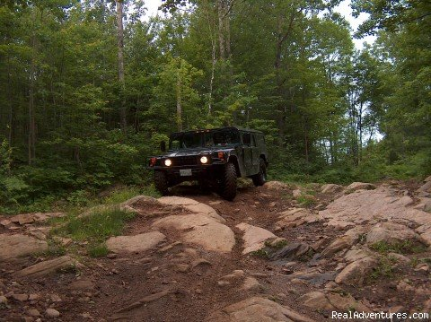 You Drive the Hummer | Image #8/10 | You Drive Adventures Hummer and ATV Rentals