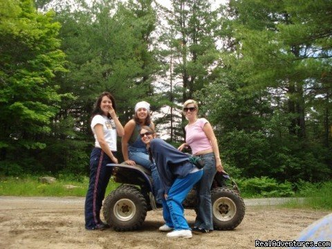 Girls Weekend | Image #9/10 | You Drive Adventures Hummer and ATV Rentals