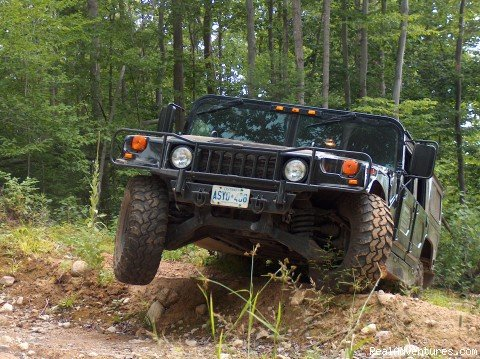 This is what you will do | Image #7/10 | You Drive Adventures Hummer and ATV Rentals