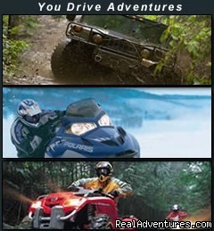 You Drive Adventures Hummer and ATV Rentals