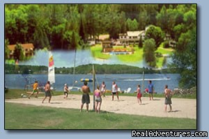 Family Resorts and Romantic cabins on the lake - You Drive Adventures Hummer and ATV Rentals