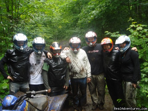 Team building - You Drive Adventures Hummer and ATV Rentals