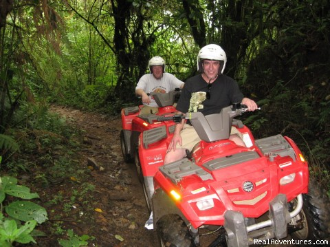 Rain forest (#4 of 6) - ATV Tours Central Valley Costa Rica
