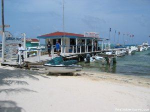 Immerse Yourself in Our World... Ambergris Divers Ambergris Caye, Belize Scuba & Snorkeling