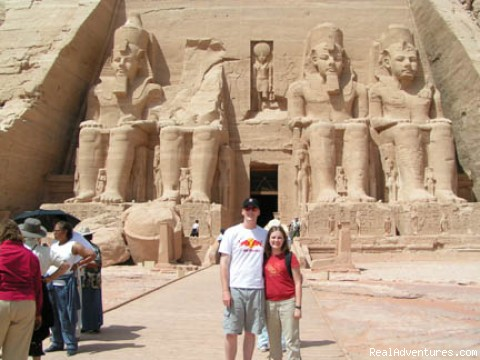 Love Story starting at Abu Simble - Excursions in Egypt & tours in Egypt by Touchegypt