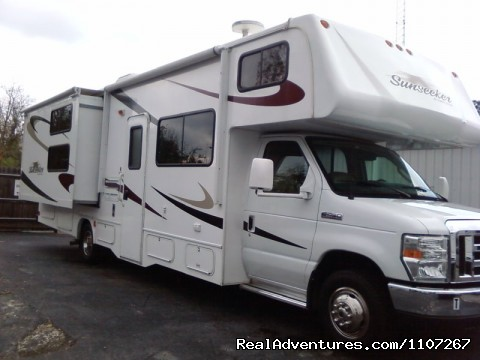 - 2012 Class RV and Travel Trailers Rentals
