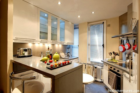 Top of LIne Kitchens - Stunning Vacation Apartment in Paris