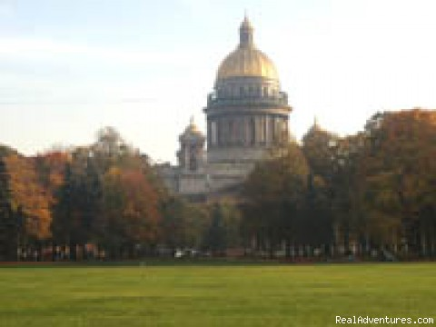 St.Petersburg - Tours to Russia