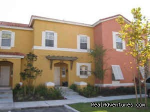 Orlando Vacation Homes: Villa Exterior