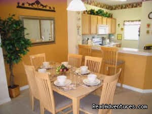 Dining Room - Orlando Vacation Homes
