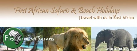 Kenya Wildlife Safaris & Tours in Kenya Tanzania: Adventure First African Wildlife Safaris