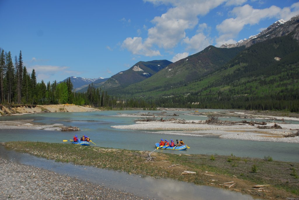 The stunning Kicking Horse Canyon | Image #4/4 | Whitewater Rafting on the Kicking Horse River