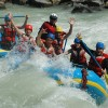 Whitewater Rafting on the Kicking Horse River Golden, Alberta Rafting Trips
