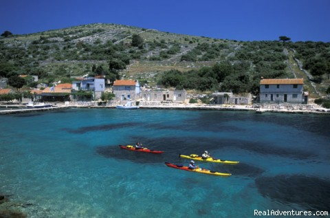 Croatia: Kayak, Cycle, Hike: 1 Day-1 Week Tours