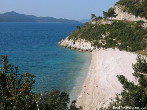 Your own beach - Croatia: Kayak, Cycle, Hike: 1 Day-1 Week Tours