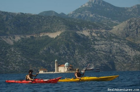 Kayak Montenegro - Croatia: Kayak, Cycle, Hike: 1 Day-1 Week Tours