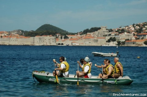 Teambuilding Events and Corporate Retreats - Croatia: Kayak, Cycle, Hike: 1 Day-1 Week Tours