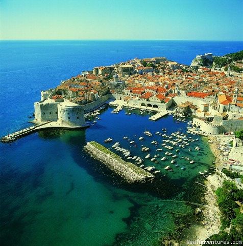 Dubrovnik's Walled City  - Croatia: Kayak, Cycle, Hike: 1 Day-1 Week Tours