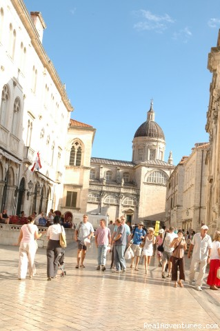Inside Dubrovnik's city walls (#12 of 20) - Croatia: Kayak, Cycle, Hike: 1 Day-1 Week Tours