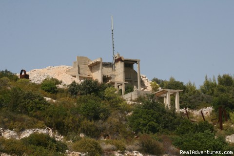Military ruins on Vis Island - Croatia: Kayak, Cycle, Hike: 1 Day-1 Week Tours